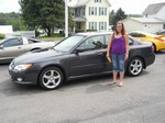 2008 Subaru Legacy Limited AWD August 2012 -