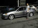 2008 Subaru Legacy AWD October 2012 -