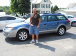 2008 Subaru Outback AWD- June 2012 -