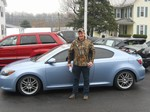 2009 Scion T/C Coupe November 2012 -