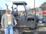 2011 BNX 2 Seat 4x4 army camo March 2012 -