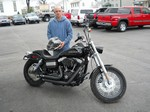 2011 Harley Davidson Street Bob March 2012 -