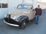 1947 Studebaker Pickup March 2013 -