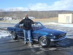 1967 Ford Mustang Feb 2013 -