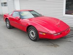 1984 Corvette Shipped to buyer in Australia March 2013 -