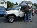 1997 Jeep Wrangler 4x4 May 2013 -