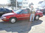 1998 Buick Lesabre Sedan January 2013 -