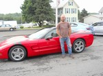 1998 Corvette Coupe Aug 2013 -