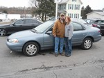 1999 Mercury Mystic Feb 2013 -