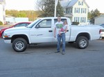 2000 Dodge Dakota Quad Cab Sport 4x4 May 2013 -