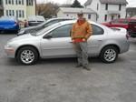 2002 Dodge Neon SE March 2013 -