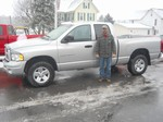 2002 Ram 1500 Quad cab 4x4 January 2013 -