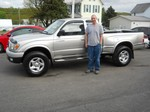 2002 Toyota Tacoma Stepside 4x4 May 2013 -