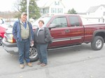 2003 Chevy Sliverado 2500HD November 2013 -