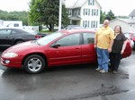 2003 Dodge Intrepid ES June 2013 -