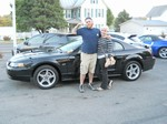 2003 Ford Mustang GT October 2013 -