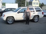 2003 Jeep Grand Cherokee Limited 4wd May 2013 -