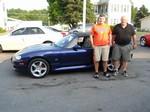 2003 Mazda Miata SE Conv. June 2013 -