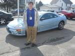 2003 Mitsubishi Eclipse GTS Feb 2013 -