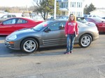 2003 Mitsubishi Eclipse GTS January 2013 -
