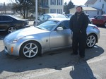 2003 Nissan 350Z Touring Feb 2013 -