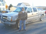 2004 Chevy 2500 Crew cab 4x4 November 2013 -