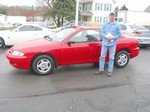 2004 Chevy Cavalier Coupe April 2013 -