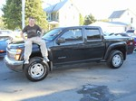 2004 Chevy Colorado Z71 4wd September 2013 -