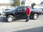 2004 Chevy Colorado Z71 4x4 April 2013 -