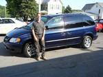2004 Dodge Caravan SXT June 2013 -