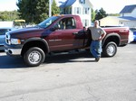 2004 Dodge Ram 2500 4wd September 2013 -