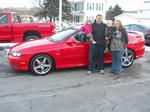 2004 Pontiac GTO Coupe January 2013 -