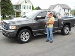 2004 Ram 1500 Quad Cab 4x4 May 2013 -