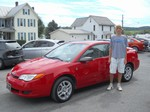 2004 Saturn Quad Coupe September 2013 -