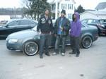 2005 Audi S4 Quattro Feb 2013 -