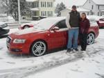 2005 Audi SLine Quattro March 2013 -