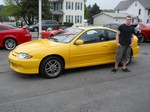 2005 Chevy Cavalier LS Sport Coupe May 2013 -
