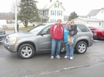 2005 Chevy Equinox LT AWD Feb 2013 -