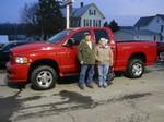 2005 Dodge Ram 2500 Diesel 4x4 Feb 2013 -