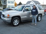 2005 GMC Yukon SLT 4x4 November 2013 -
