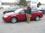 2005 Saturn Ion March 2013 -