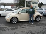 2005 VW Beetle Turbo Conv April 2013 -