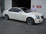 2006 Cadillac CTS June 2013 -