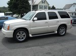 06 Cadillac Escalade AWD August 2013 -