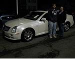 2006 Cadillac STS Sedan December 2013 -