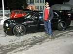 2006 Chrysler 300 SRT8 January 2013 -
