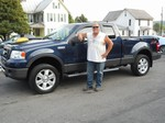 2006 Ford F150 Ext Cab FX4 4x4 August 2013 -