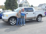2006 Ford F150 Lariat 4x4 October 2013 -