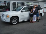 2006 GMC Envoy Denali XL 4wd May 2013 -