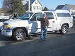 2006 GMC Sierra 1500 Crew Cab 4x4 April 2013 -